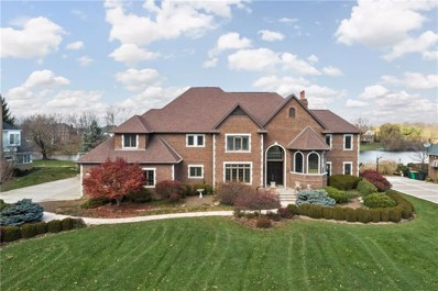 7291 Windridge Way, Brownsburg, IN 46112 - MLS#: 21608399