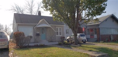 4823 English Avenue, Indianapolis, IN 46201 - MLS#: 21608492