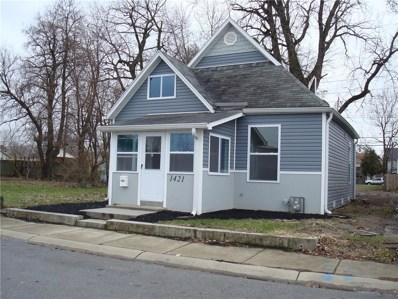 1421 N Deloss Street, Indianapolis, IN 46201 - #: 21608495