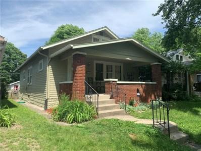 950 N Bosart Avenue, Indianapolis, IN 46201 - #: 21608516