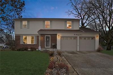 597 Shady Creek Drive, Greenwood, IN 46142 - MLS#: 21608555