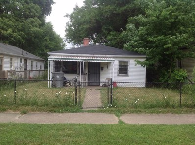 1122 N Traub Avenue, Indianapolis, IN 46222 - #: 21608574