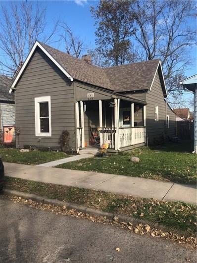 265 N Reisner Street N, Indianapolis, IN 46222 - #: 21608582