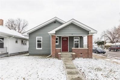 1601 Iowa Street, Indianapolis, IN 46203 - MLS#: 21608584