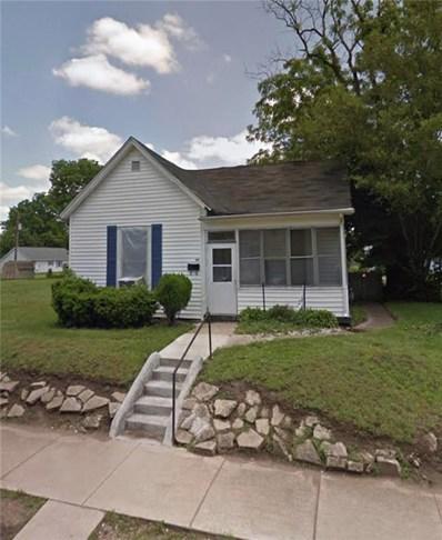 1014 Gilbert Avenue, Terre Haute, IN 47807 - #: 21608651