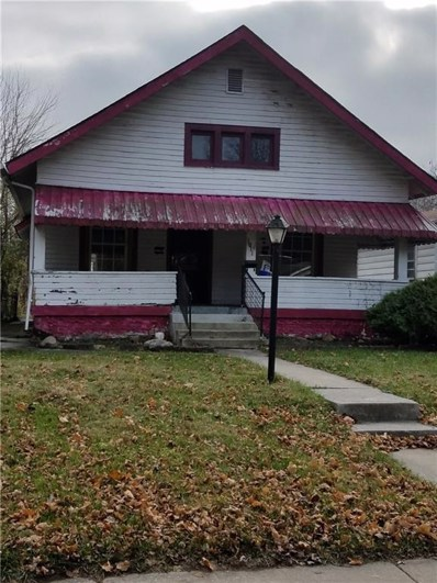 1011 W 34th Street W, Indianapolis, IN 46208 - #: 21608733