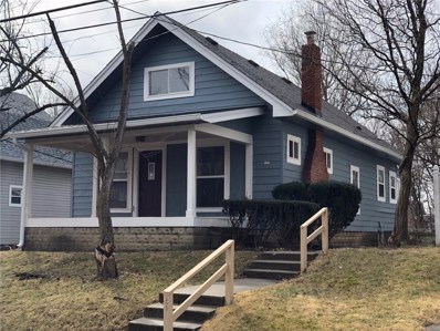 329 W 40th Street, Indianapolis, IN 46208 - #: 21608736