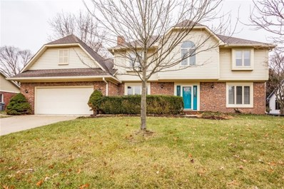 110 Chesterfield Drive, Noblesville, IN 46060 - #: 21608747