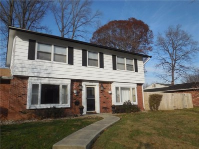 8210 Cecil Court, Indianapolis, IN 46219 - #: 21608826