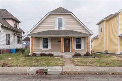 814 Lincoln Street, Indianapolis, IN 46203 - #: 21608853