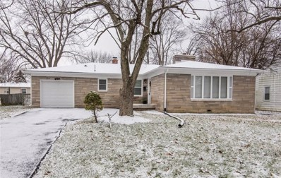 4621 David Street, Lawrence, IN 46226 - #: 21608908
