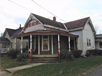 827 Meridian Street, Shelbyville, IN 46176 - MLS#: 21608926