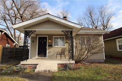 4929 N Guilford Avenue, Indianapolis, IN 46205 - #: 21608943