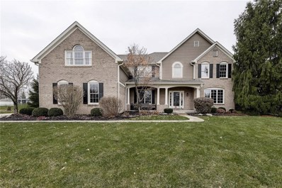 10641 Woodmont Lane, Fishers, IN 46037 - #: 21609009