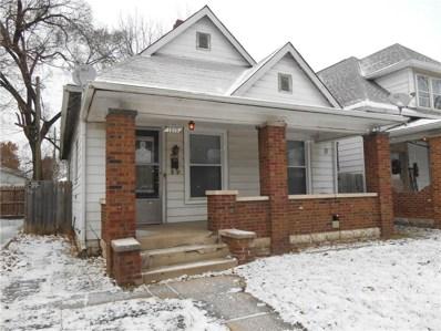 1910 Hoyt Avenue, Indianapolis, IN 46203 - #: 21609017