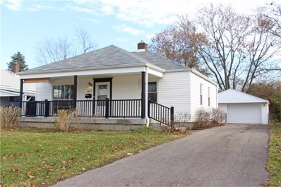 1807 N Bancroft Street, Indianapolis, IN 46218 - #: 21609021