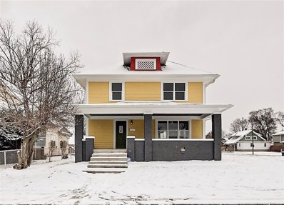 805 N Temple Avenue, Indianapolis, IN 46201 - #: 21609070