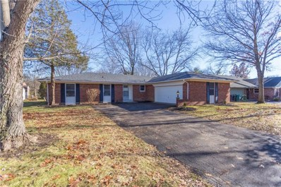 8037 Delbrook Drive, Indianapolis, IN 46260 - #: 21609121