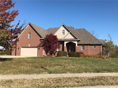 1582 N Manchester Drive, Greenfield, IN 46140 - MLS#: 21609153