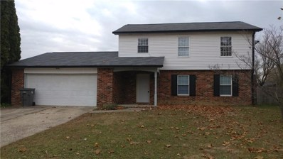 4922 Dancer Drive, Indianapolis, IN 46237 - #: 21609230
