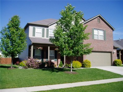 10207 Hatherley Way, Fishers, IN 46037 - MLS#: 21609257