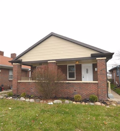 465 N State Avenue, Indianapolis, IN 46201 - MLS#: 21609286