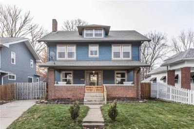 3228 N College Avenue, Indianapolis, IN 46205 - #: 21609287