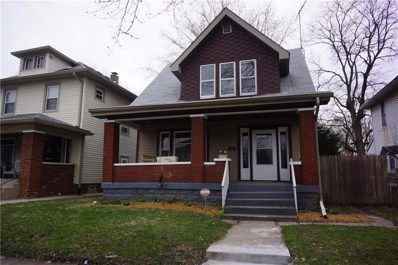 126 N Euclid Avenue, Indianapolis, IN 46201 - #: 21609298
