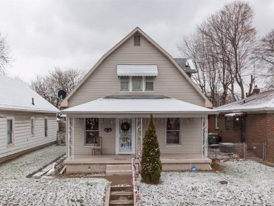 1944 N Dearborn Street, Indianapolis, IN 46218 - #: 21609346