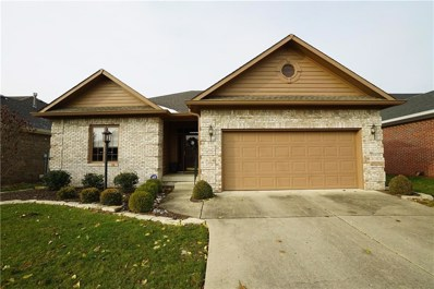 630 VanDyke Way, Greenwood, IN 46142 - MLS#: 21609402