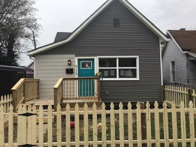 918 Harlan Street, Indianapolis, IN 46203 - #: 21609407