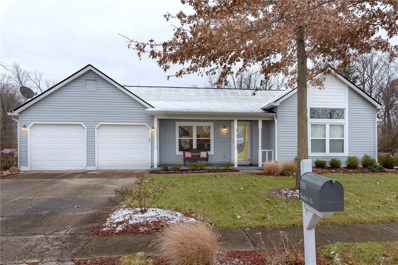 8939 Ginnylock Drive, Indianapolis, IN 46256 - MLS#: 21609462