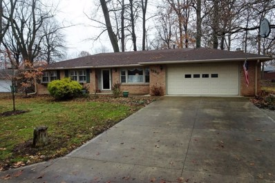 1250 Woodcrest Drive, New Castle, IN 47362 - #: 21609515