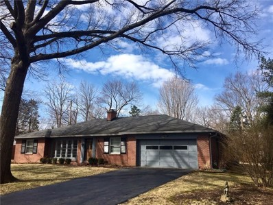 8272 Forest Lane, Indianapolis, IN 46240 - #: 21609563