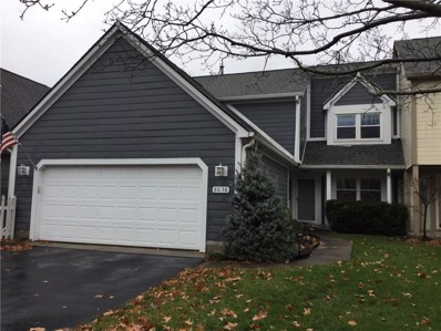 8036 River Bay Drive W, Indianapolis, IN 46240 - MLS#: 21609564