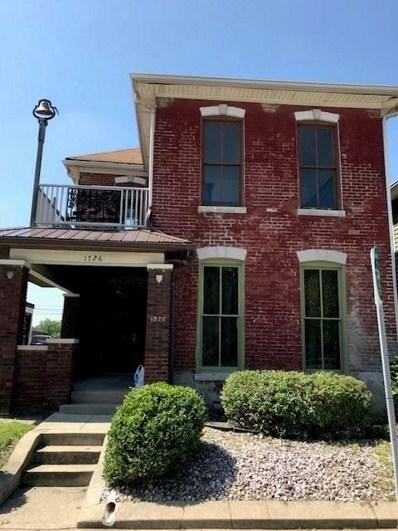1726 S Meridian Street, Indianapolis, IN 46225 - MLS#: 21609586