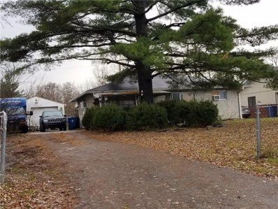 4071 Moline Drive, Indianapolis, IN 46221 - #: 21609592