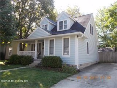 245 W Fourth Street, Greenfield, IN 46140 - #: 21609603