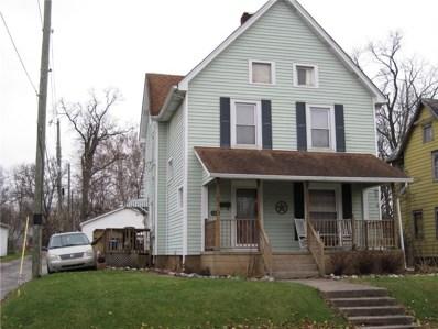 623 E Pike Street, Crawfordsville, IN 47933 - #: 21609656