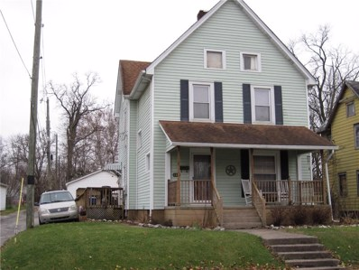623 E Pike Street, Crawfordsville, IN 47933 - #: 21609656