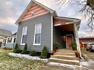 933 Sanders Street, Indianapolis, IN 46203 - MLS#: 21609714