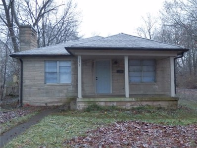 3207 E 38TH Street, Indianapolis, IN 46218 - #: 21609723