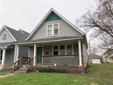 810 N Keystone Avenue, Indianapolis, IN 46201 - #: 21609752