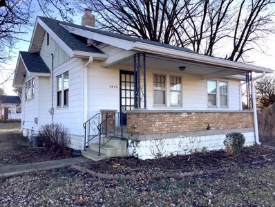 3949 Southeastern Avenue, Indianapolis, IN 46203 - MLS#: 21609769