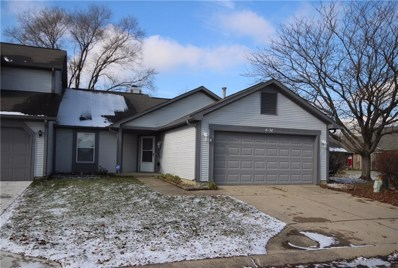 4130 Eagle Cove East Drive, Indianapolis, IN 46254 - #: 21609773
