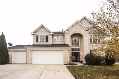 5493 Gainesway Drive, Greenwood, IN 46142 - #: 21609777