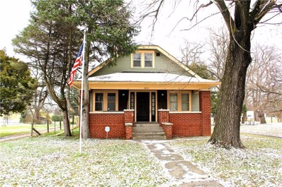 3835 Carson Avenue, Indianapolis, IN 46227 - MLS#: 21609778