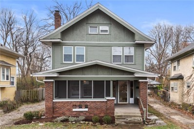 401 E 37th Street, Indianapolis, IN 46205 - #: 21609791