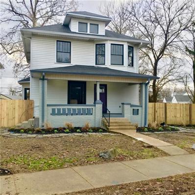 365 Burgess Avenue, Indianapolis, IN 46219 - #: 21609793