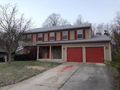 3728 Oil Creek Drive, Indianapolis, IN 46268 - #: 21609798